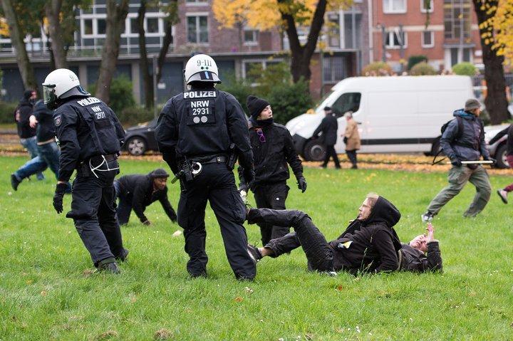 Köln - lögreglan