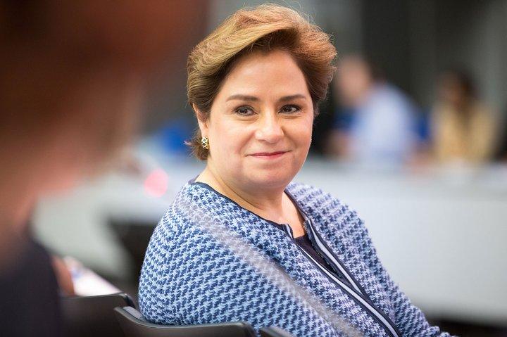 Patricia Espinosa hefur verið framkvæmdastjóri Rammsamnings Sameinuðu þjóðanna um loftslagsmál síðan í júlí 2016. Kjarninn ræddi við hana í Hörpu á dögunum.