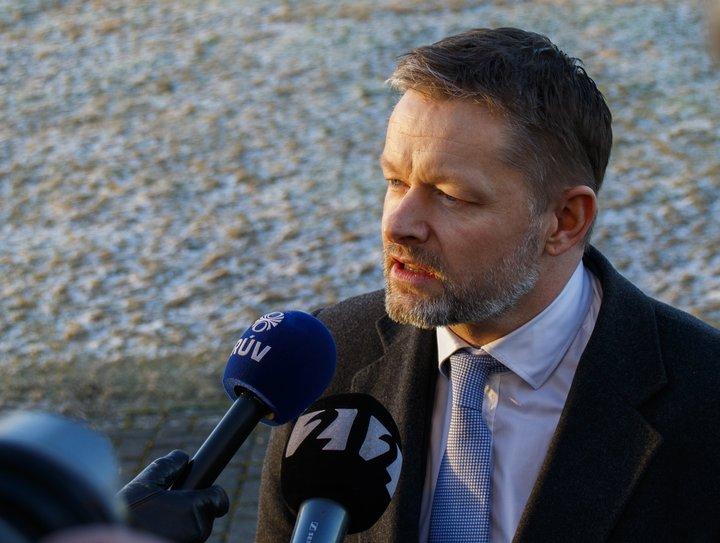 Þorsteinn Víglundsson, sitjandi félags- og jafnréttismálaráðherra.