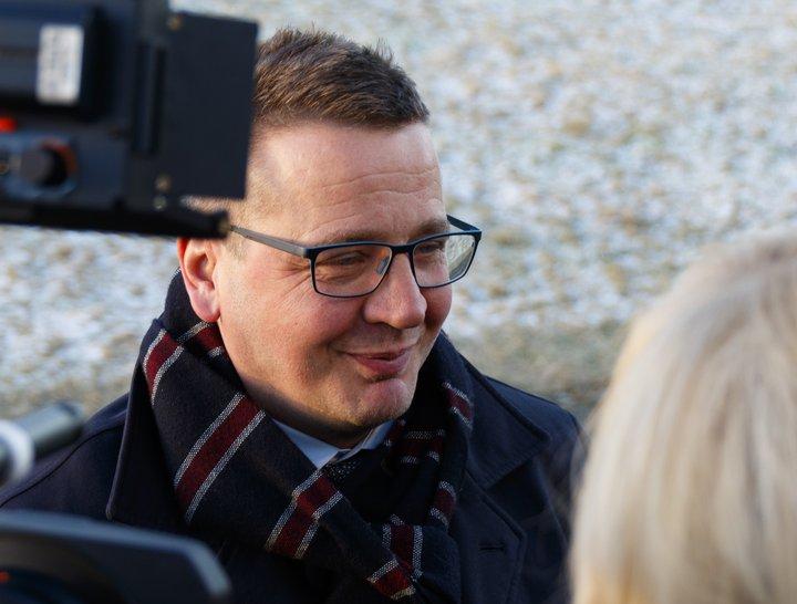 Guðlaugur Þór Þórðarson.