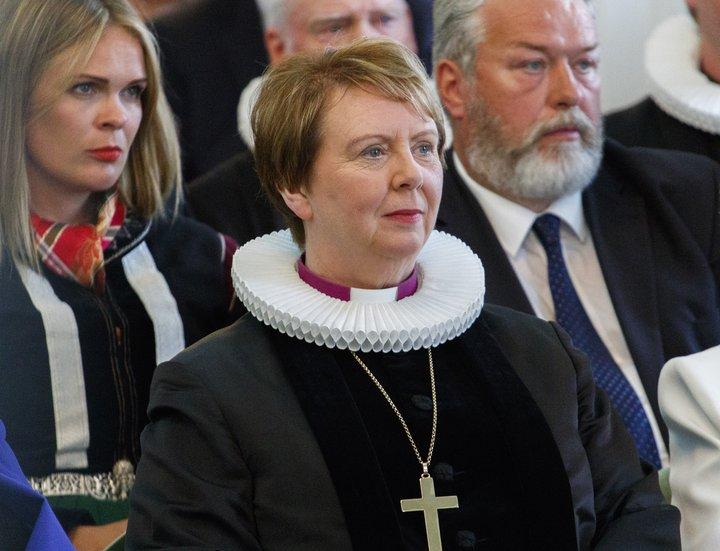 Agnes M. Sigurðardóttir biskup Íslands