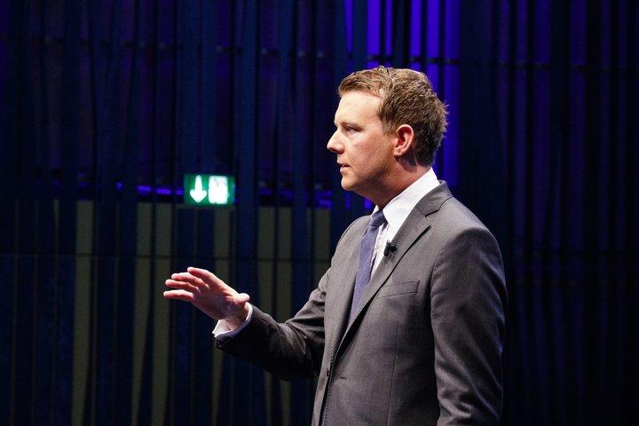 Halldór Benjamín Þorbergsson er framkvæmdastjóri Samtaka atvinnulífsins.