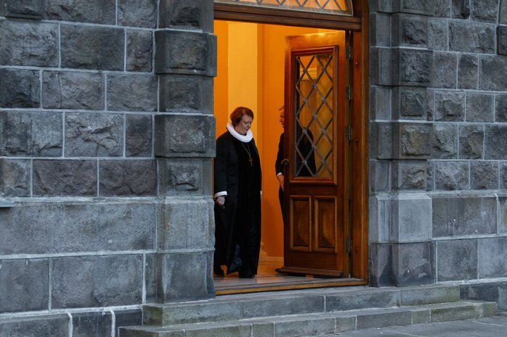 Agnes M. Sigurðardóttir er biskup þjóðkirkju Íslands.