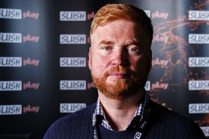 Hilmar Veigar Pétursson er forstjóri CCP.