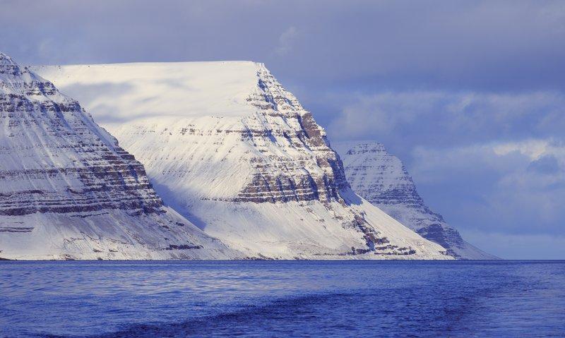 """""""Aðalatriðið er að vera fastur hérna á norðurhjara veraldar – þar sem enginn á að vera – og það er bara ógeðslega næs."""""""