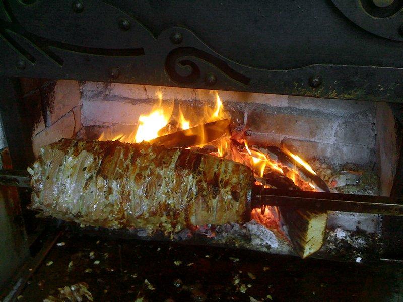 Kebab Mynd: Wiki Commons