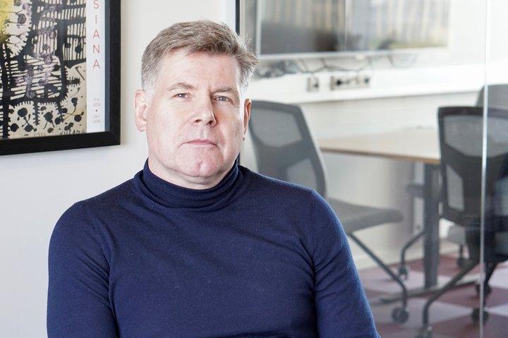 Már Vilhjálmsson, rektor Menntaskólans við Sund.