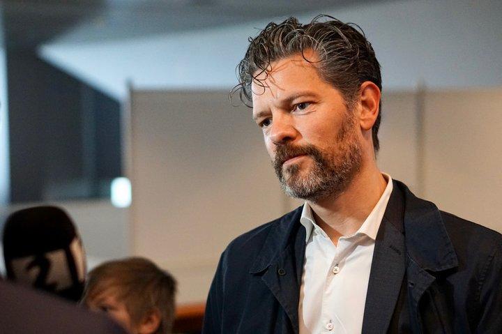 Dagur B. Eggertsson hefur verið borgarstjóri í Reykjavík frá árinu 2014.