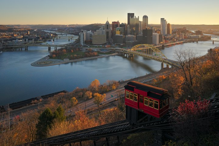 Pittsburgh í Pennsylvaníu
