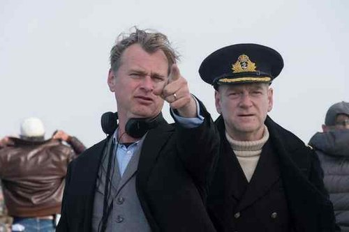 Christopher Nolan og Kenneth Brangah