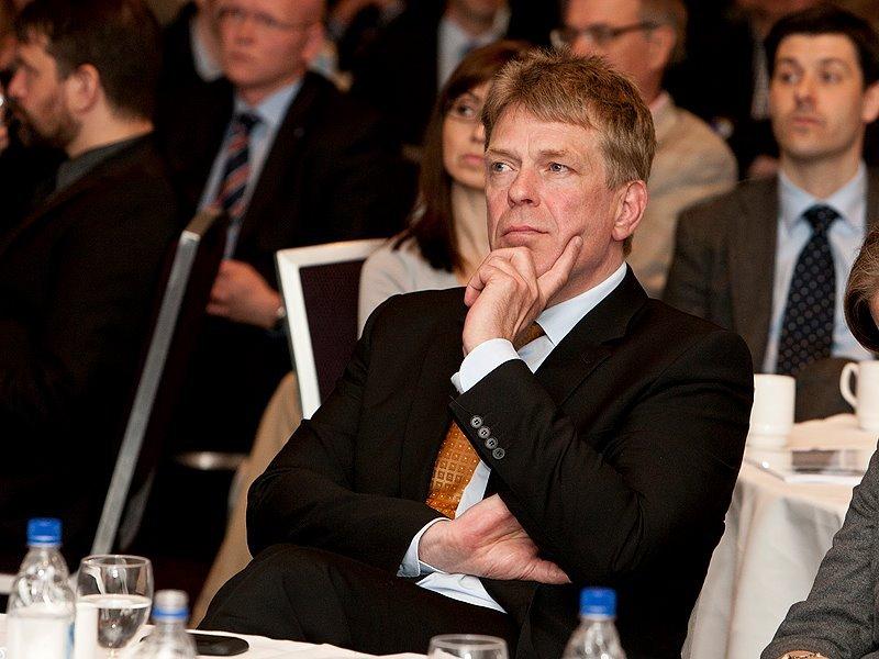 Höskuldur Ólafsson, bankastjóri Arion banka.