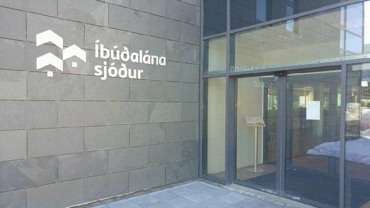 Húsnæði Íbúðalánasjóðs í Borgartúni.