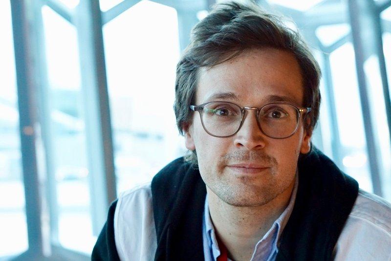 Trygve Thorson - MSF Mynd: Bára Huld Beck