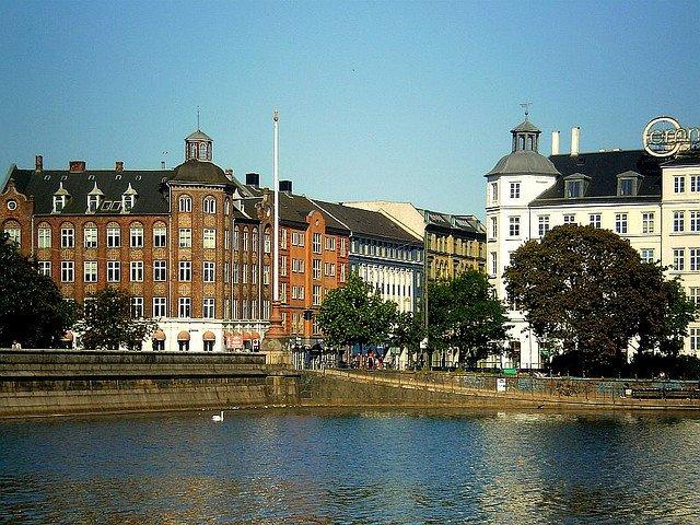 Nørrebro í Kaupmannahöfn Mynd: Wiki Commons.