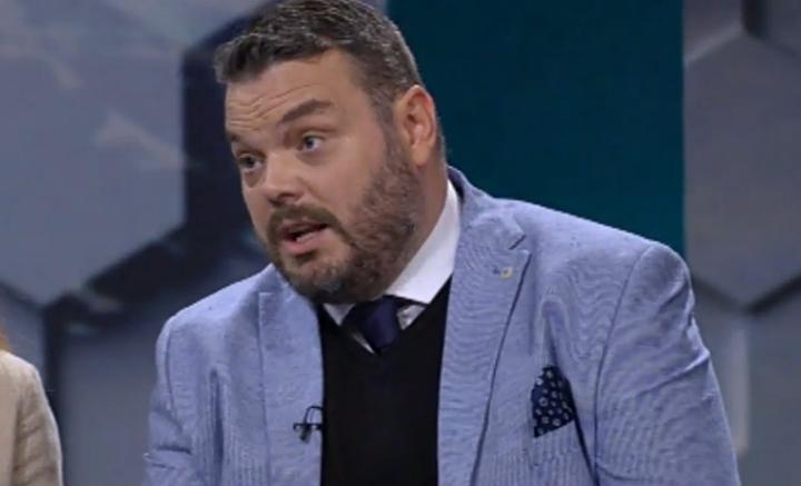 Björn Ingi Hrafnsson, aðaleigandi og útgefandi DV