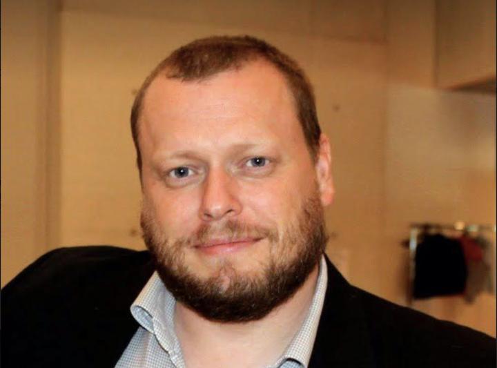 Ragnar Þór Pétursson