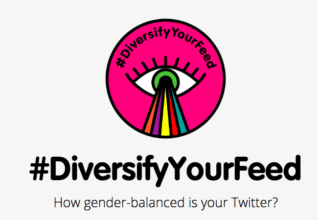 Diversify your feed