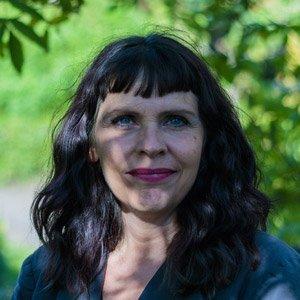 Birgitta Jónsdóttir velti því fyrir sér hvernig yrði horft til okkar tíma, í framtíðinni.
