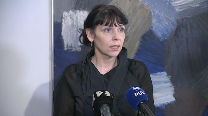 birgitta jónsdóttir - skjáskot RÚV
