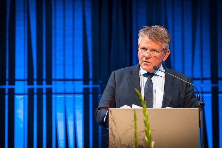Björgólfur Jóhannsson, forstjóri Icelandair.