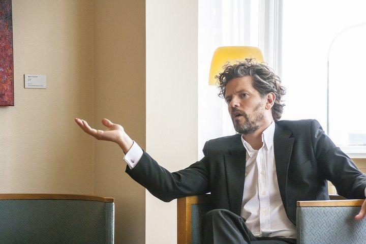 Dagur B. Eggertsson tók við borgarstjórastólnum af Jóni Gnarr sumarið 2014.