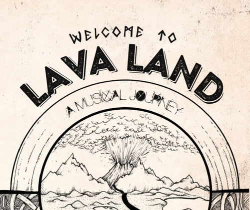Welcome to Lava land.