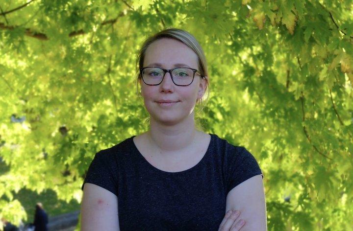 Jóhann Gísladóttir Mynd: Úr einkasafni