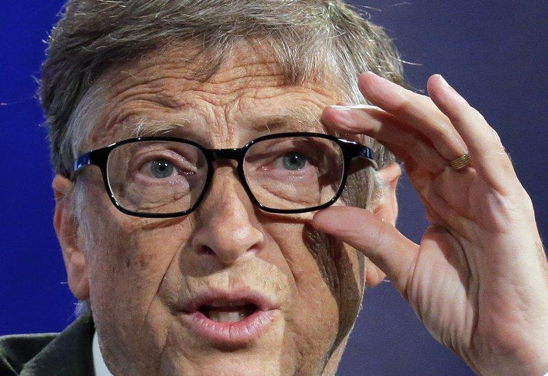 Bill Gates brýnir fyrir leiðtogum á sviði stjórnmála, að forgangsraða í þágu nýsköpunar.