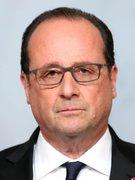Francois Hollande, forseti Frakklands.