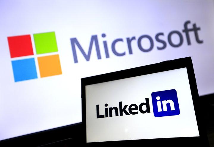 Microsoft kaupir LinkedIn