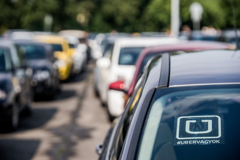 Uber hefur náð gríðarlegum árangri sem nýsköpunarfyrirtæki og er nú metið á um 70 milljarða dollara.