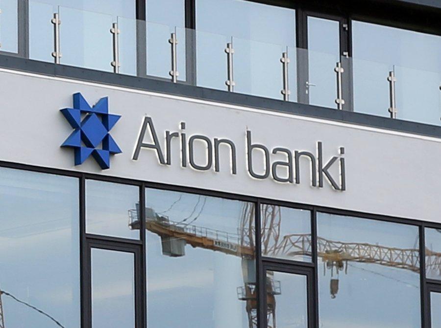 Mynd: EPA Arion banki