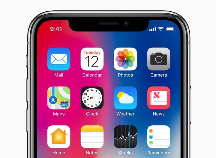 Nýja flaggskip Apple er iPhone X-snjallsíminn. Hann er búinn öllum fullkomnasta vélbúnaði sem völ er á.