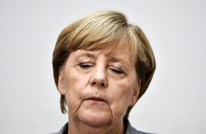 Angela Merkel, kanslari Þýskalands, verður eflaust áfram kanslari en stuðningurinn hefur minnkað.