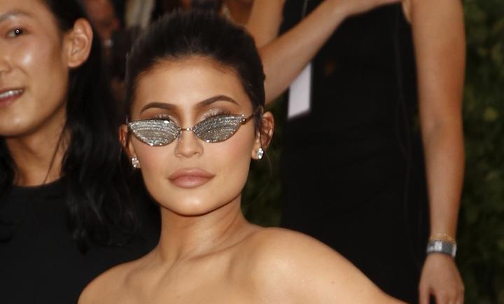 Kylie Jenner, eigandi Kylie Cosmetics.