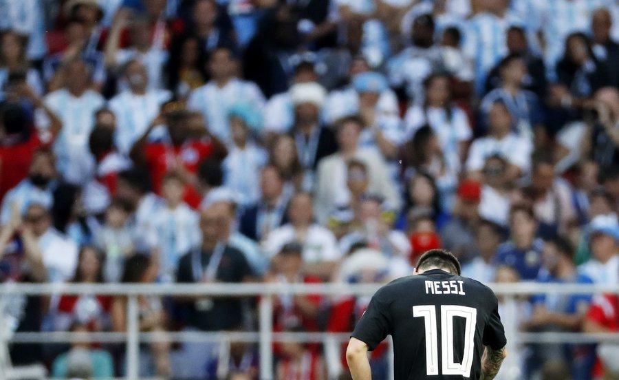 Messi Ísland