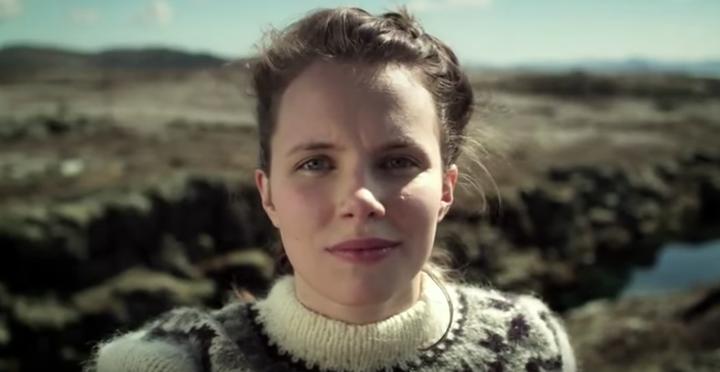 Lára Inspired by Iceland Íslandsstofa
