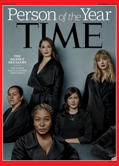 Time Magazine - 2017