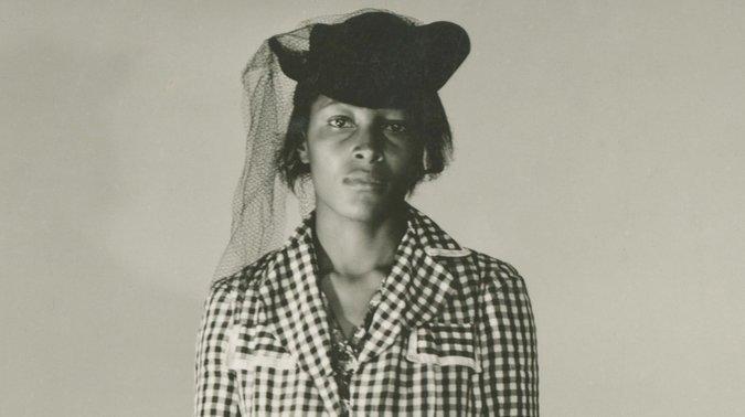 Recy Taylor var numinn á brott og nauðgað af hópi manna í Alabama árið 1944.