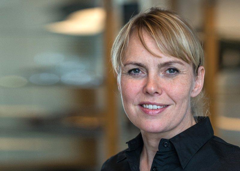 Stefanía G. Halldórsdóttir í CCP